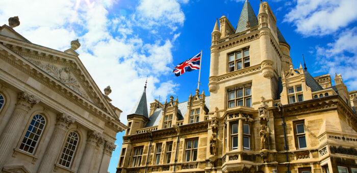 Top 10 Universities in the UK 2021